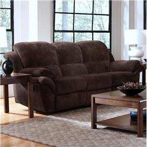 New Classic Pebble Power Reclining Sofa