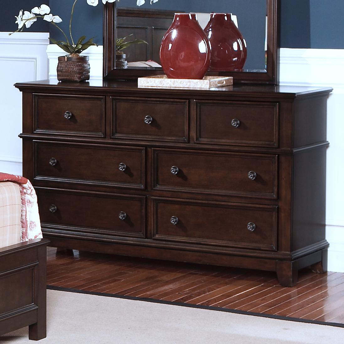 New Classic Prescott Dresser - Item Number: 00-181-050