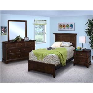 New Classic Prescott Full Bed
