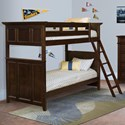 New Classic Prescott Bunk Bed - Item Number: 05-181-518+538