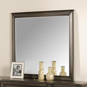 New Classic Richfield Smoke Dresser Mirror