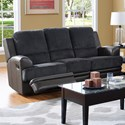 New Classic Rico Reclining Sofa - Item Number: 20-2209-30-NVY