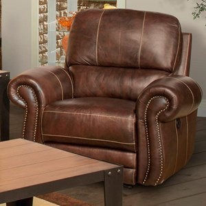 New Classic Rossi Power Glider Recliner
