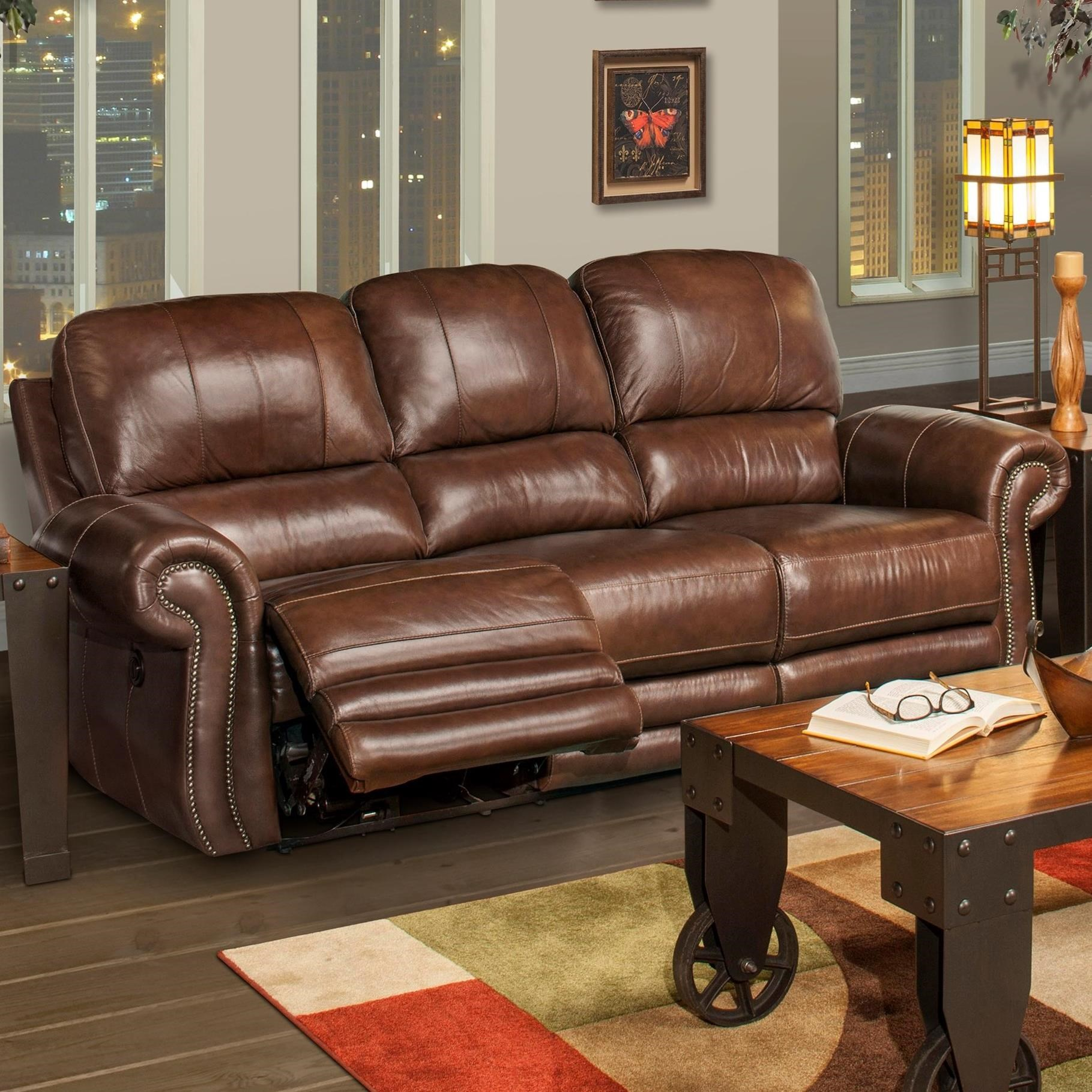 New Classic Rossi Power Reclining Sofa   Item Number: L2652 30P BBN