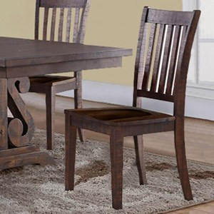 New Classic San Juan Wood Dining Chair