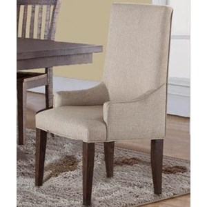 New Classic San Juan Upholstered Arm Chair