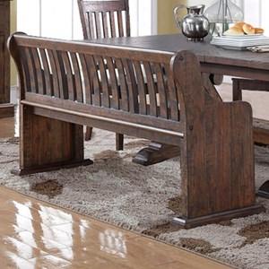 New Classic San Juan Dining Bench