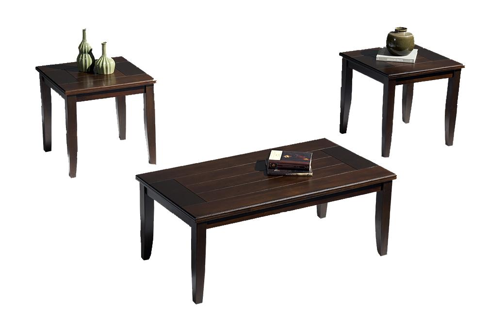 New Classic Sanibel  3 Pack Occasional Tables - Item Number: 30-004-30