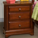 New Classic Seaside Youth Nightstand - Item Number: 05-1418-042