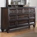 New Classic Sevilla Dresser - Item Number: B2264-050