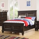 New Classic Sevilla Full Panel Bed - Item Number: Y2264-410+420+530
