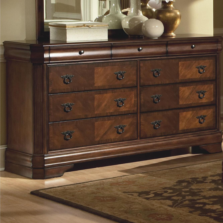 New Classic Sheridan Dresser - Item Number: 00-005-050