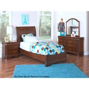 New Classic Sheridan 4-PC Full Bedroom