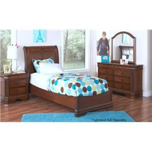 New Classic Sheridan Twin Bed