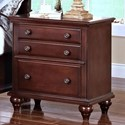New Classic Spring Creek Nightstand - Item Number: 00-146-040