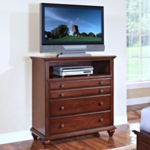 New Classic Spring Creek Media Chest