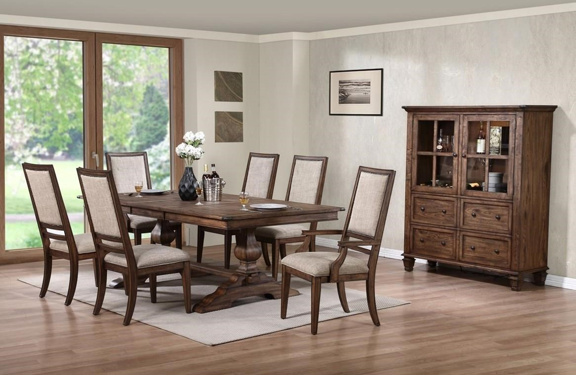 New Classic Sutton Manor Formal Dining Room Group - Item Number: D1505 Dining Room Group 1