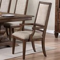 New Classic Sutton Manor Arm Chair - Item Number: D1505-25