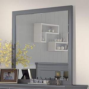 New Classic Tamarack Dresser Mirror - 00-042-060