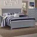 New Classic Tamarack Queen Panel Bed - Item Number: 00-042-315+335