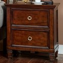 New Classic Countryside 2-Drawer Nightstand - Item Number: 00-043-040