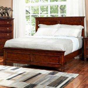 New Classic Tamarack Full Panel Bed