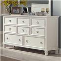 New Classic Tamarack 8-Drawer Dresser - Item Number: 00-044-050