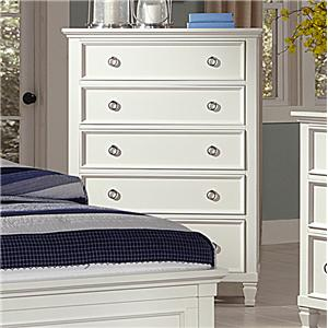New Classic Tamarack 5-Drawer Chest