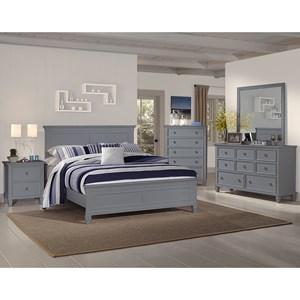 New Classic Tamarack Queen Bedroom Group