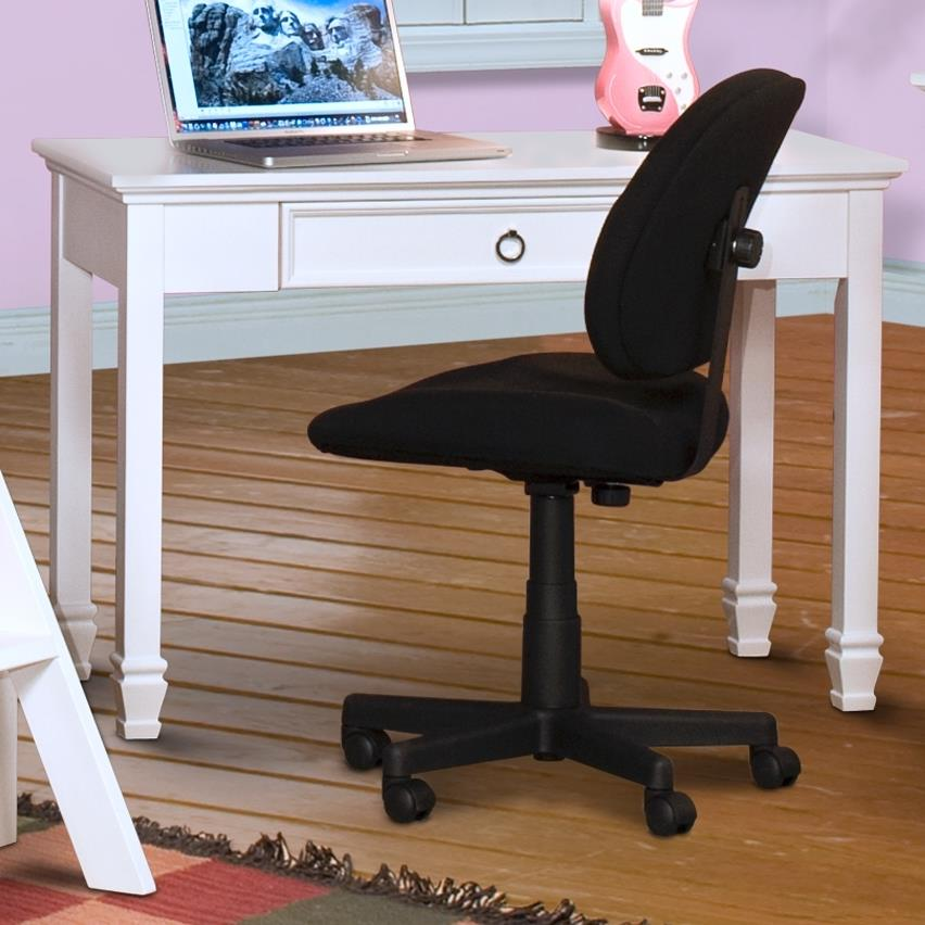 Tamarack Desk by New Classic at Beck's Furniture