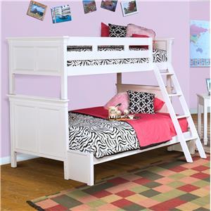 New Classic Tamarack Bunk Bed