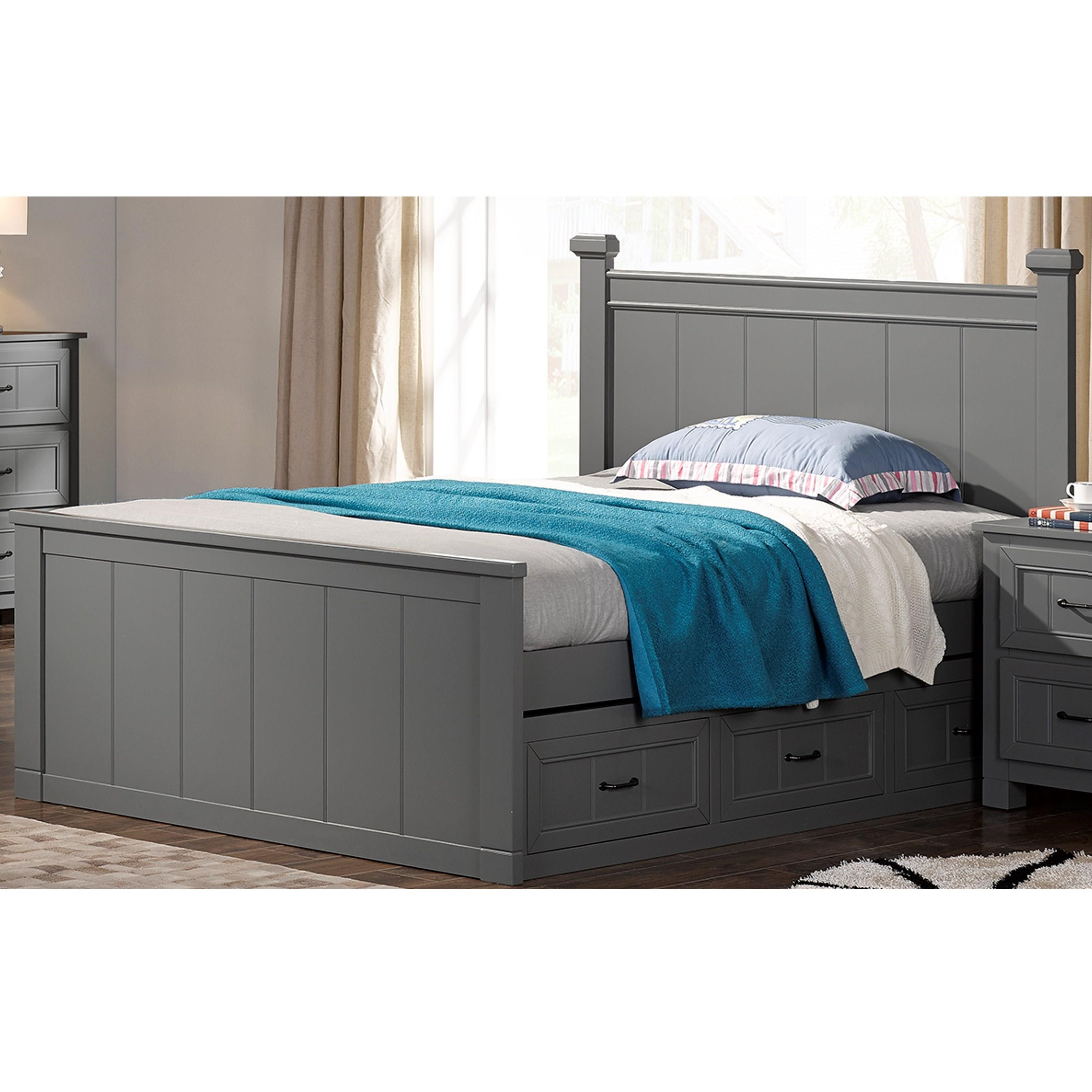 Ashley Furniture Horseheads Ny: New Classic Taylor Youth Bedroom Casual Twin Panel Bed
