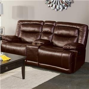 New Classic Torino Casual Power Motion Console Loveseat