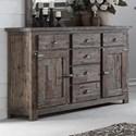 New Classic Tuscany Park Dresser - Item Number: B7404-050