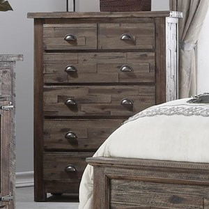 New Classic Tuscany Park Dressing Chest