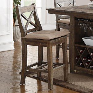 New Classic Tuscany Park Counter Chair