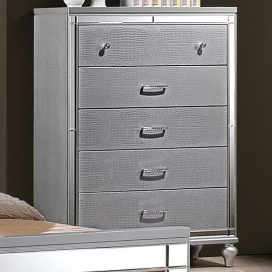 Valentino Chest by New Classic at Beck's Furniture