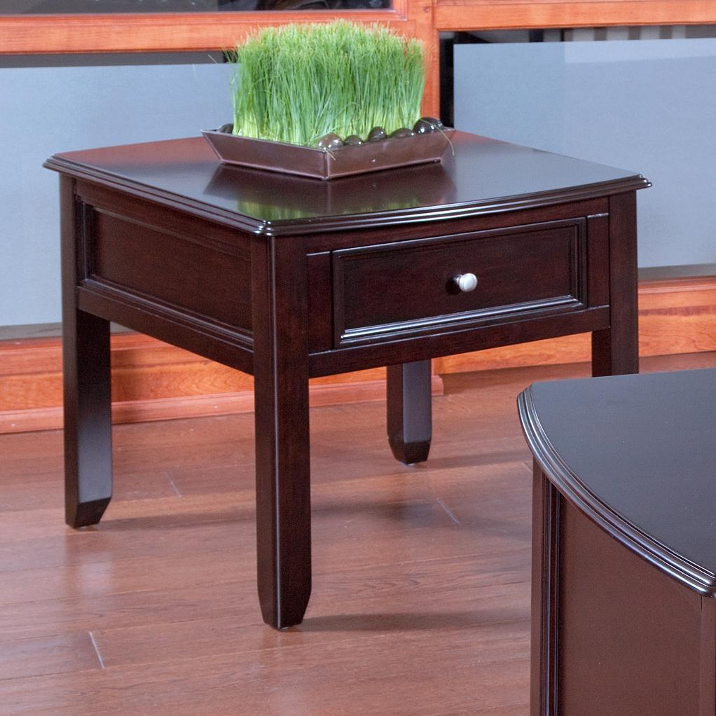 New Classic Ventura Drawer End Table Michael 39 S Furniture Warehouse End Table