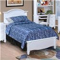 New Classic Victoria Full Bed - Item Number: 05-621-415+05-621-430