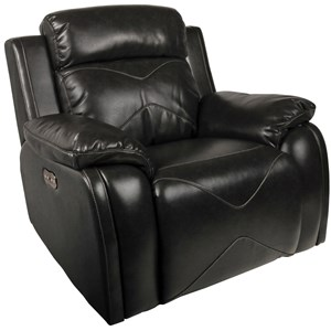 New Classic Vigo Power Swivel Glider Recliner