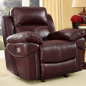 New Classic Felix Power Glider Recliner