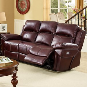 New Classic Felix Power Reclining Sofa