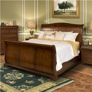 New Classic Whitley Court King Sleigh Bed