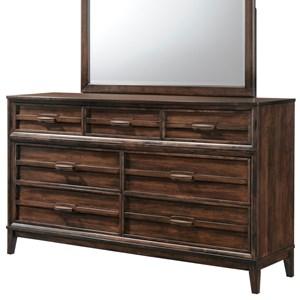 New Classic Windsong Dresser