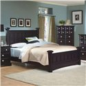 New Classic Arbor California King Panel Bed - Item Number: 5205-210A+220A+230A