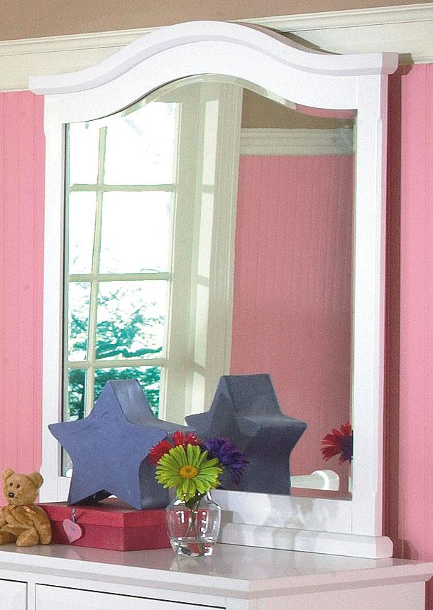 New Classic Bayfront Vertical Mirror - Item Number: 1415-063