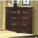 New Classic Drayton Hall Chest - Item Number: 6740-070