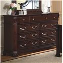 New Classic Emilie 9-Drawer Dresser - Item Number: 1841-050