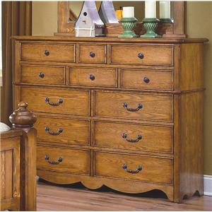 New Classic Hailey Dresser