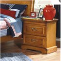 New Classic Honey Creek Youth Nightstand - Item Number: 1133-040